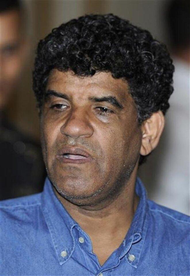 Abdallah Senoussi, l'ancien chef des services secrets intérieurs libyens.