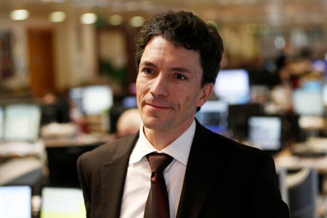 Marc Trévidic, l'un des deux juges en charge de l'affaire.  © Reuters