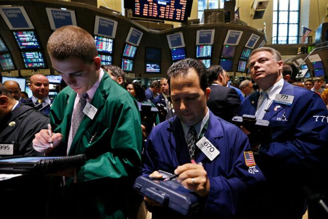Wall Street © Reuetrs