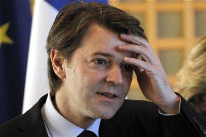 L'ancien ministre de l'économie François Baroin © Reuters