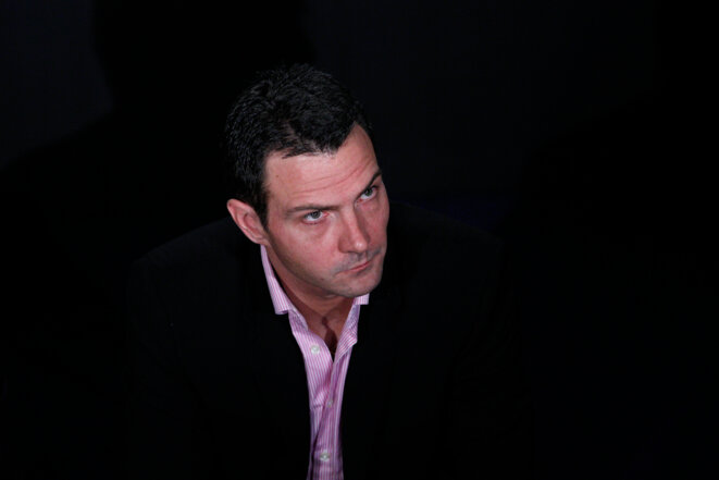 Jérôme Kerviel, en avril 2012