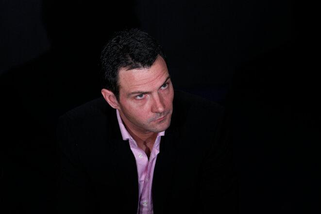 Jérôme Kerviel, en avril 2012