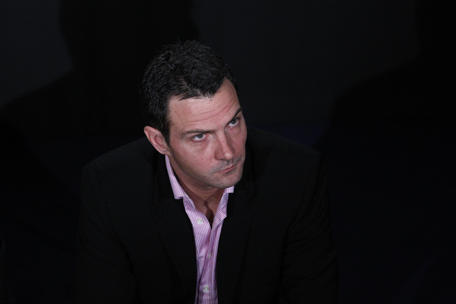 Jérôme Kerviel, en avril 2012 © Reuters