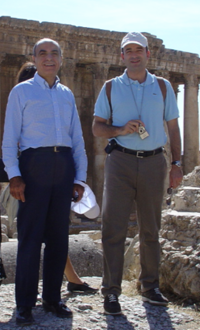 Au Liban en 2003