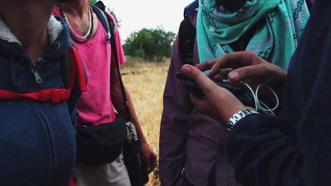 Le GPS du smartphone pour s'orienter