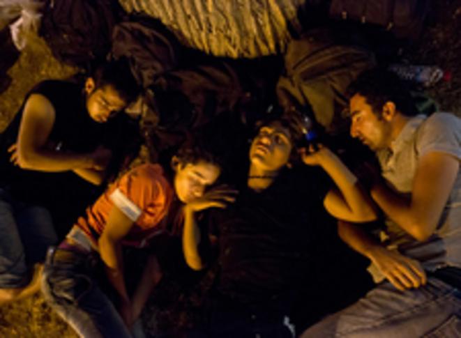 Le sommeil des justes © Valerio Muscella