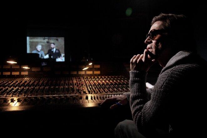 Willem Dafoe, dans «Pasolini »