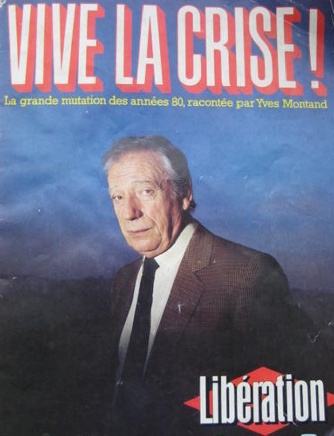 """Libération"" 22 février 1984"