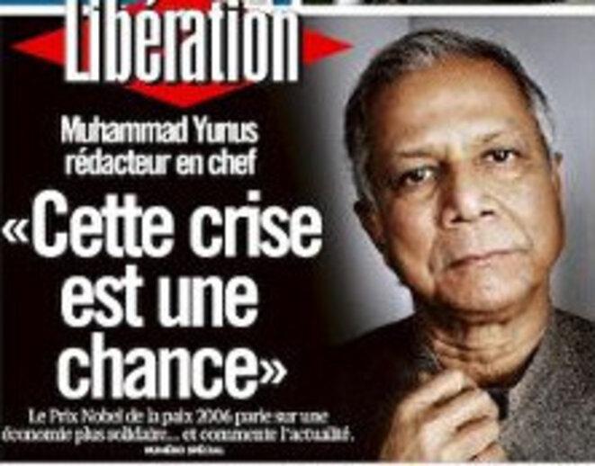 """Liberation"" 4 février 2010"