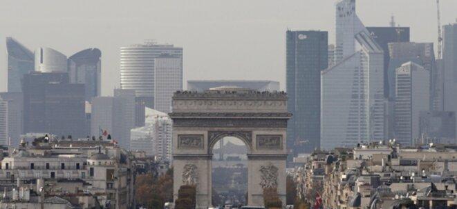 La Défense, centre des affaires de Paris © Reuters