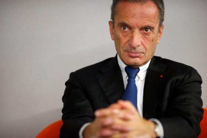Henri Proglio a été le patron de Veolia puis d'EDF. Il doit être investi président non exécutif de Thales le 13 mai.