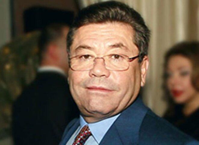 L'oligarque Patokh Chodiev, très proche du pouvoir kazakh, dirige le groupe minier ENRC © DR