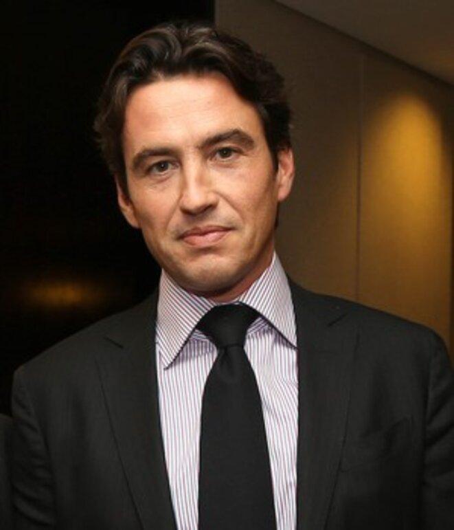 Damien Loras était à l'époque conseiller du président Sarkozy pour l'Asie Centrale  © DR