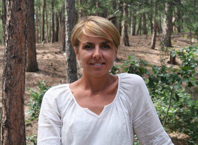 Paige Figi, chez elle, à Colorado Springs