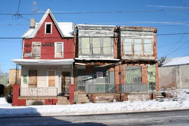 Camden, New Jersey. © Iris Deroeux