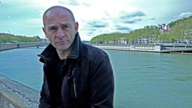 Franck Adrien comédien © Olivier Perriraz