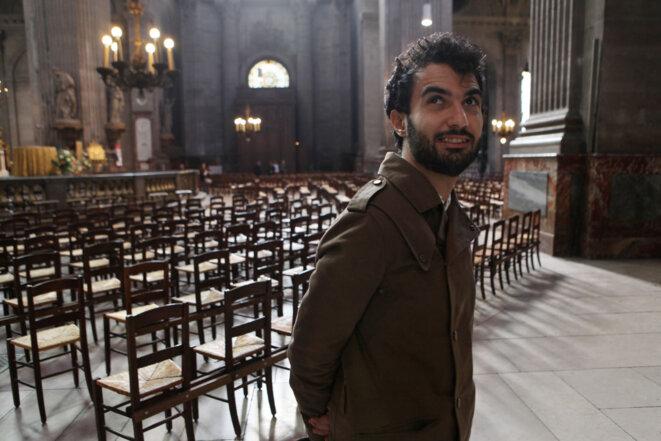 Tigran Hamasyan dans l'église St Sulpice © Patrick Artinian