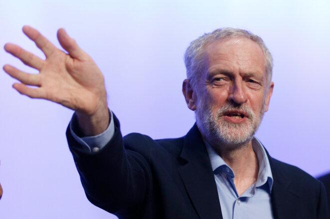 Jeremy Corbyn le 15 septembre 2015
