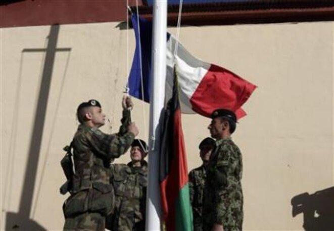 Les troupes combattantes françaises ont quitté l'Afghanistan en 2012 © Reuters