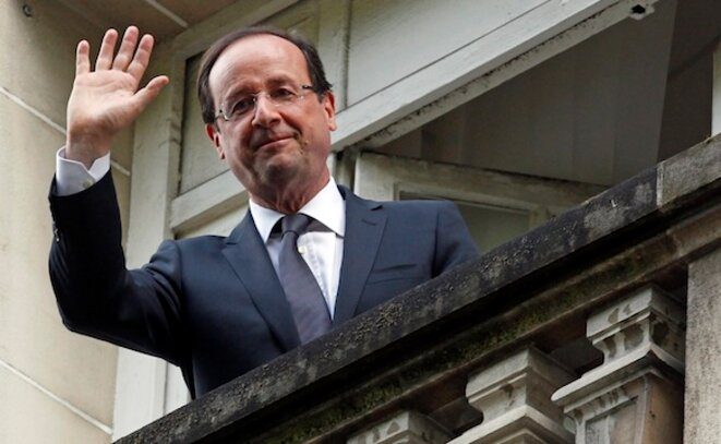François Hollande.  © Reuters.