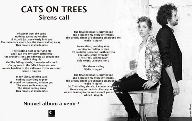 Le chant des sirènes © Cats On Trees