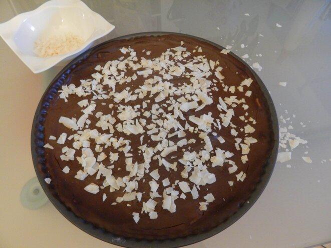 tarte au chocolat © elisa