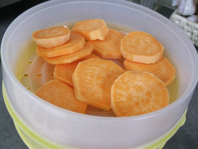 patates douces  © elisa