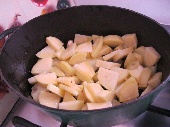 pommes de terre © elisa