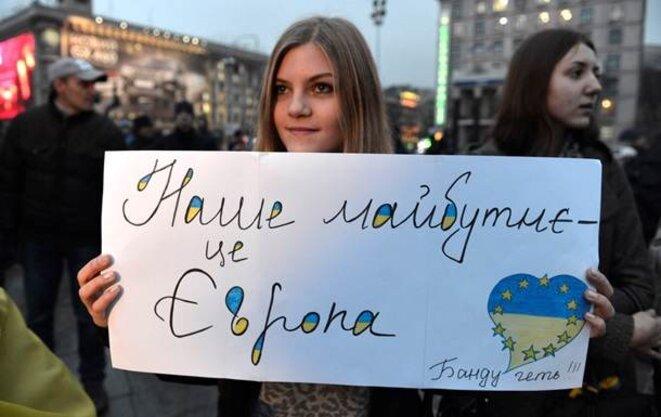 """""""L'Europe est notre avenir"""""""