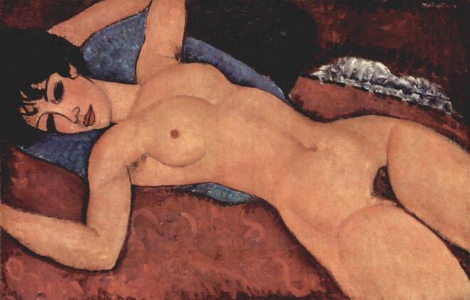 © Amadeo Modigliani