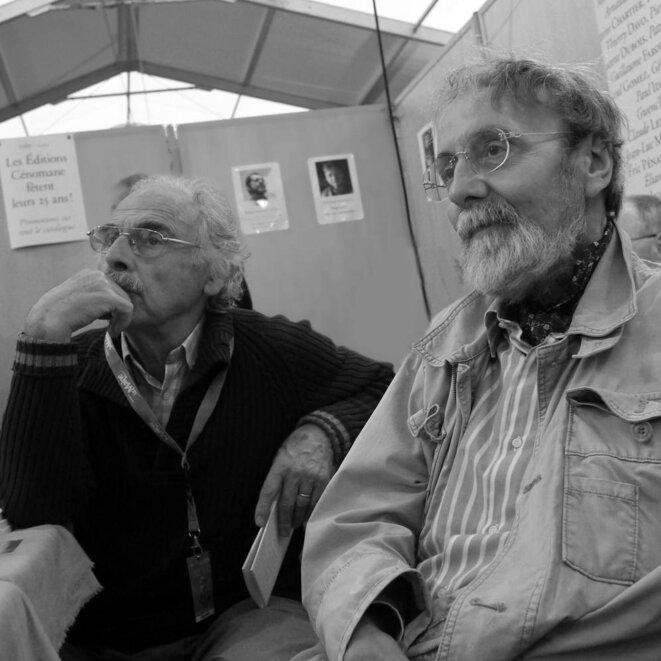 J-P H Tétart & G. Quaglia - © J-C Leroy, 2011