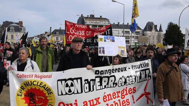 Didier Anger, venu de la Manche voisine. © jcl
