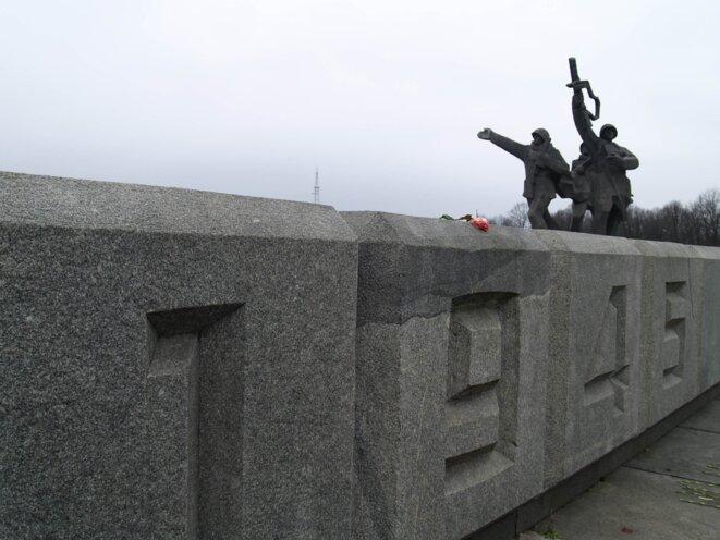 Le monument aux