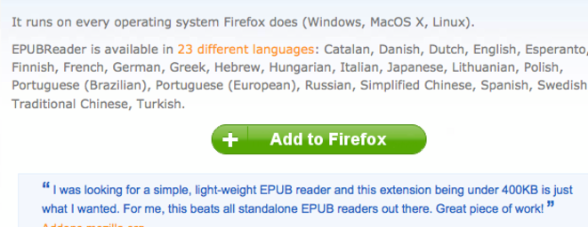 plugin firefox ebook 1