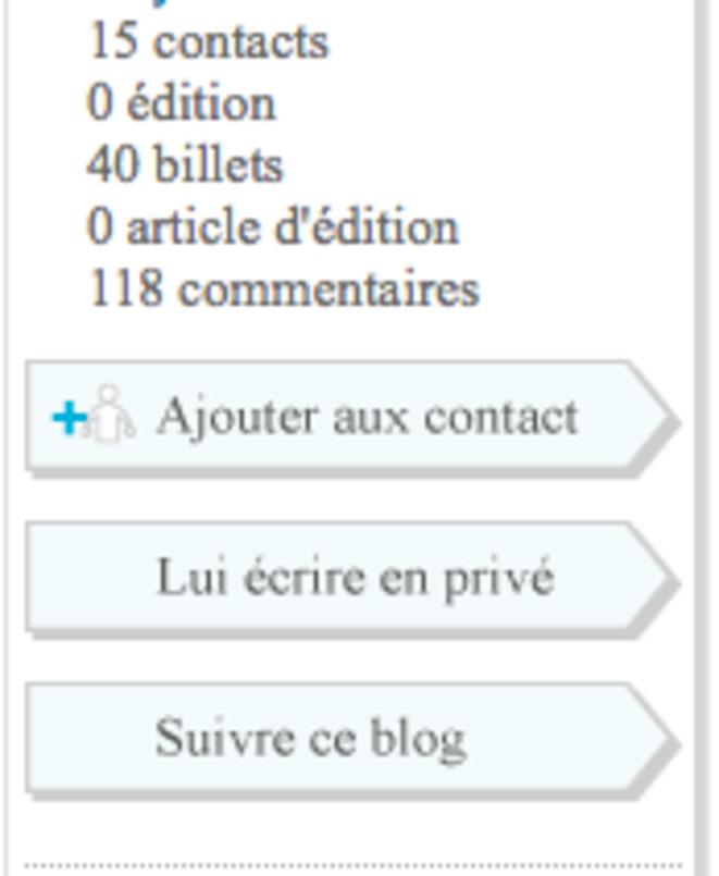 Suivre ce blog_Ajouter aux contacts