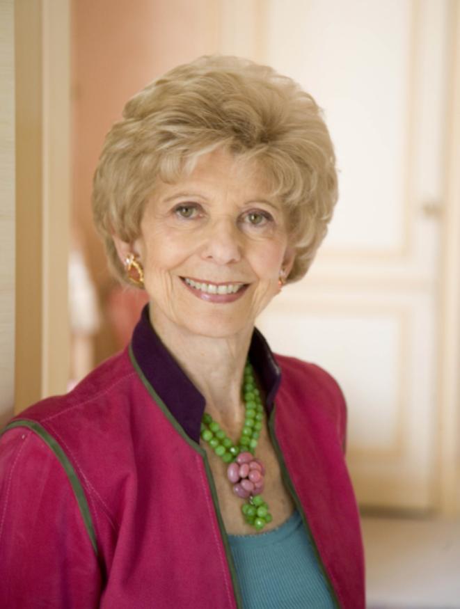 Hélène Carrère d'Encausse. © © John Foley. Opale
