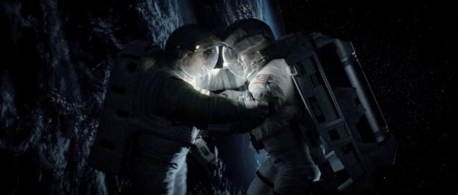 «Gravity», un film d'Alfonso Cuarón. © DR