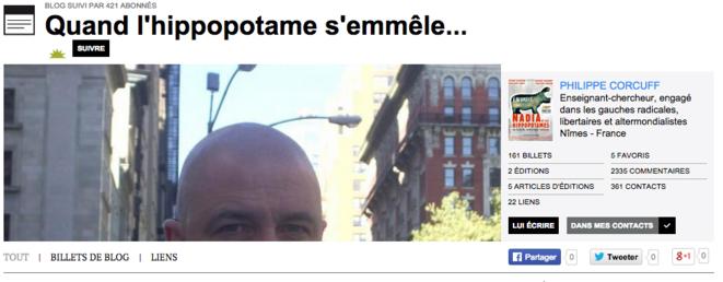 Le futur blog de Philippe Corcuff.