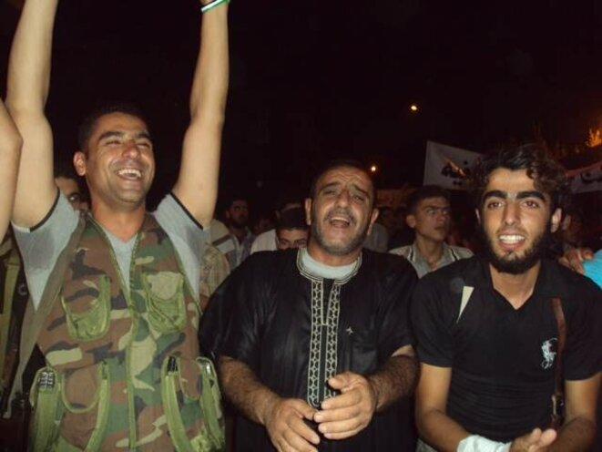 A'zaz, Syrie, 27 juillet 2012. © DR