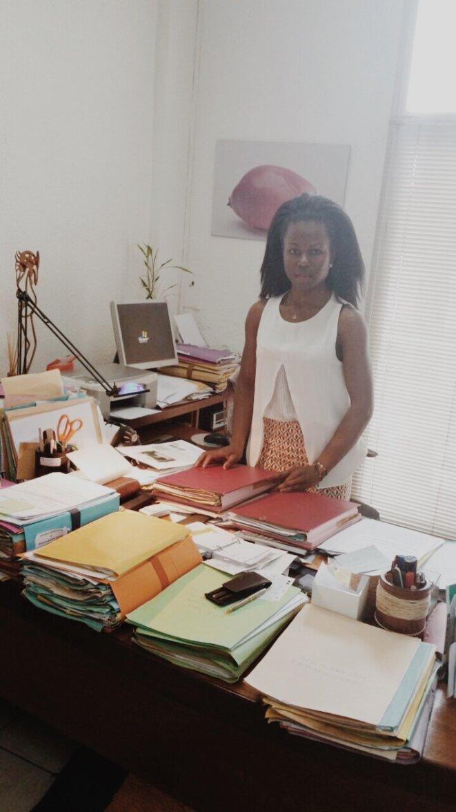 Patricia Kakou.