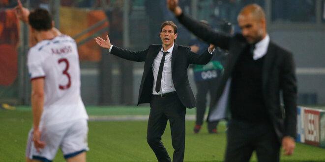 Rudi Garcia face au Bayern
