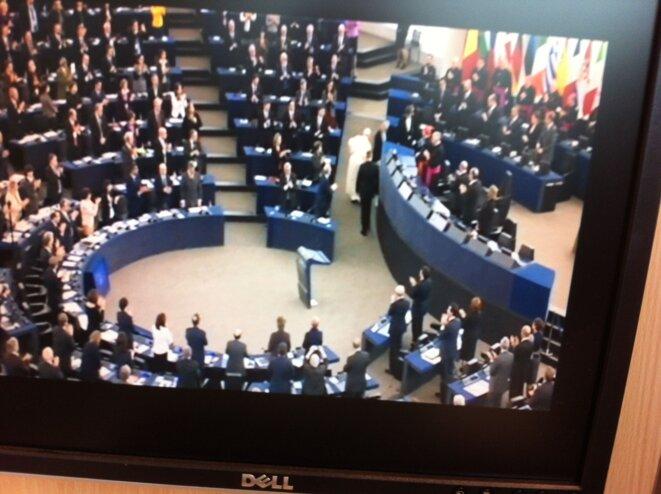 Standing ovation! © A.S.