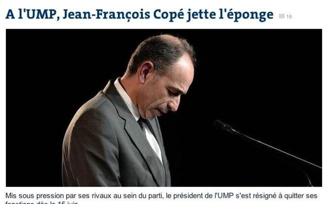 Le monde.fr 27 mai 2014 (midi)