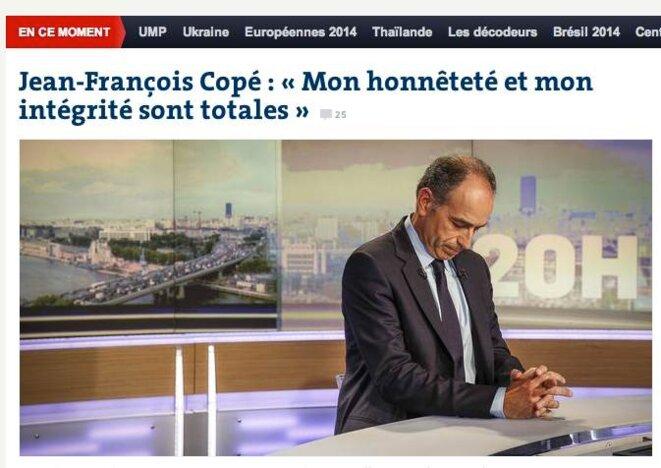 Les confessions de St Jean-François : Le monde.fr 27 mai 2014