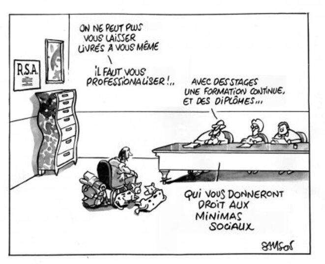 Rsa Un Pas En Avant Deux Pas En Ariege Le Club De Mediapart