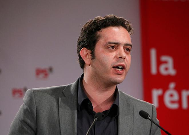 Razzy Hamadi, député socialiste de Seine-Saint-Denis