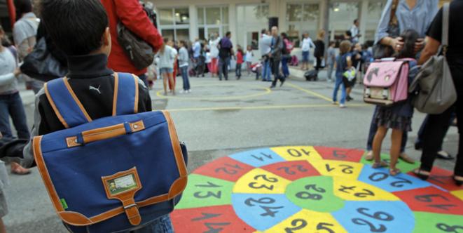 Rentrée scolaire © Reuters