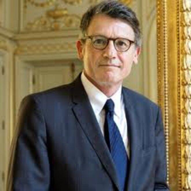 Le ministre Vincent Peillon © NC