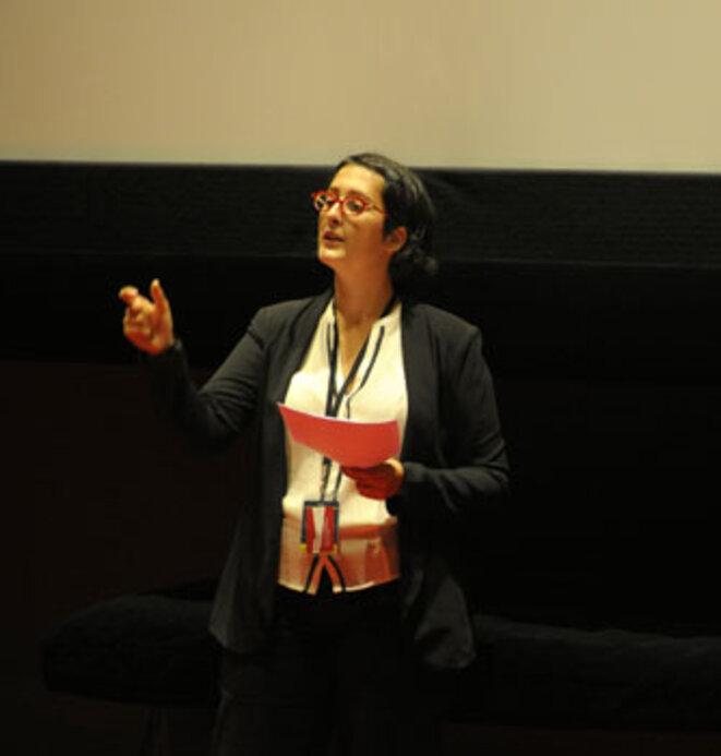 Magali Kabous © Nathalie Prébende