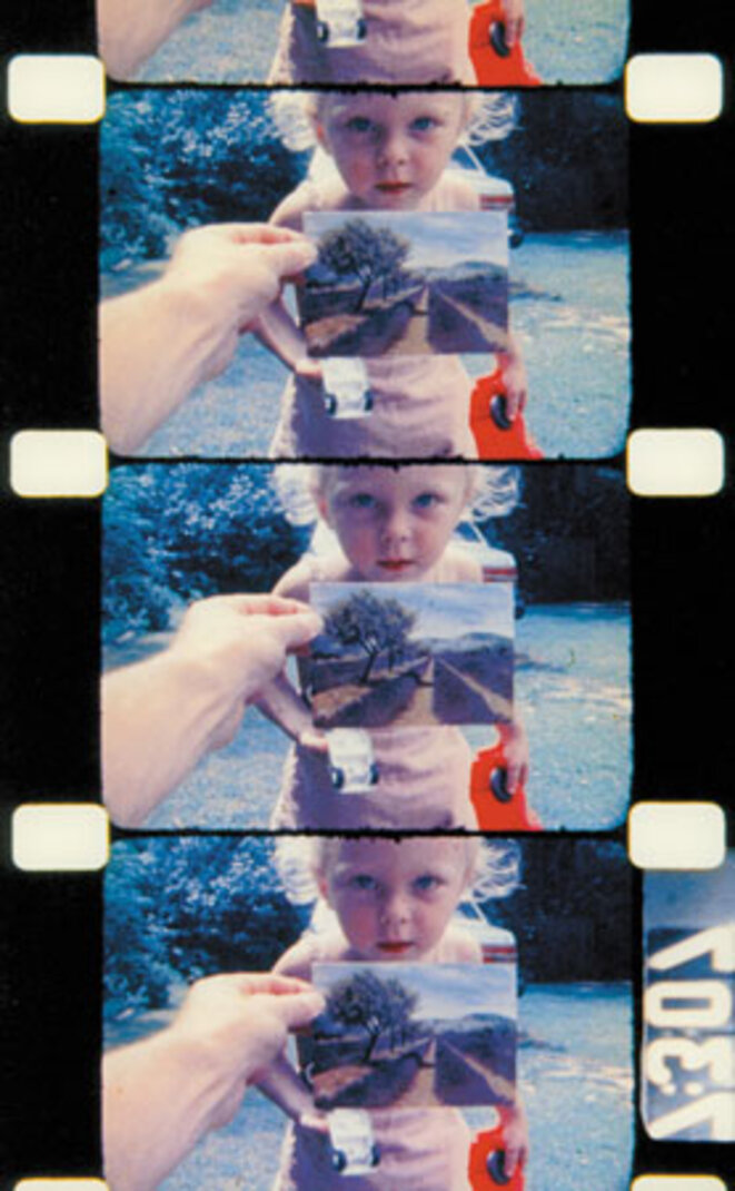 As I Was Moving Ahead Occasionally ©  Jonas Mekas / Collection Yellow Now